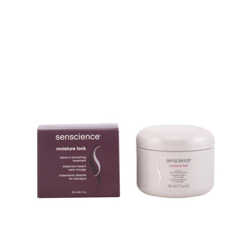Senscience-Moisture Lock Leave-In-Smoothing Treatment 5.1oz