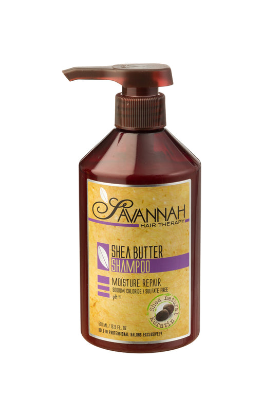 Shea Butter Treatment Shampoo 16.9oz