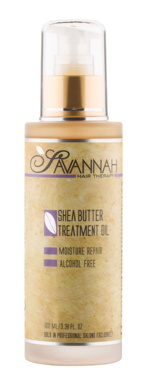Shea Butter Treatment Oil 3.38oz