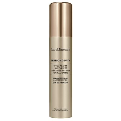 SKINLONGEVITY VITAL POWER MOISTURIZER BROAD SPECTRUM SPF 30