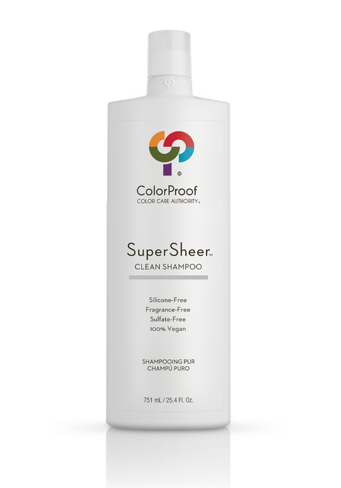 COLORPROOF SUPERSHEER CLEAN SHAMPOO