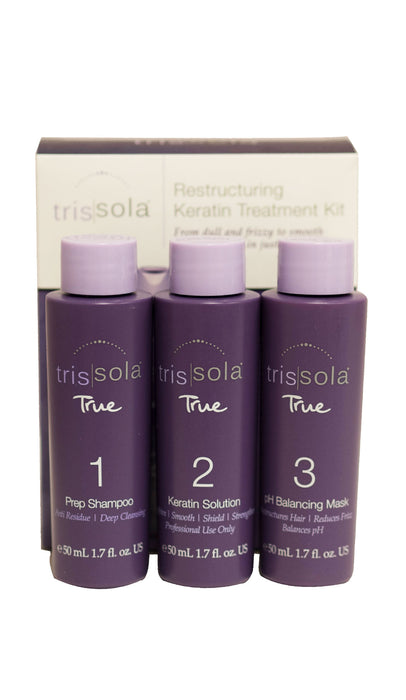 Trissola - Tru Plus Reconstructing Keratin Treatment Kit 1.7oz