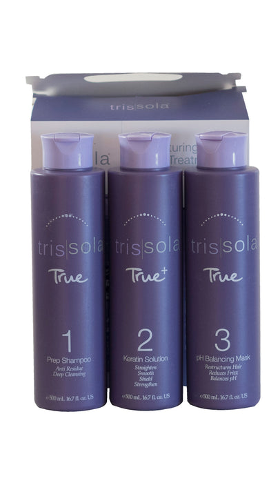 Trissola - Tru Plus Reconstructing Keratin Treatment Kit 16.7oz