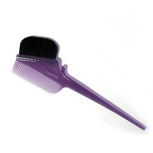 Trissola - Tint Brush with Comb Combination