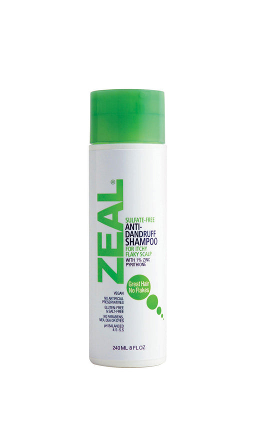 ZEAL Anti-Dandruff Conditioner Pyrithione Zinc 0.5% 8oz