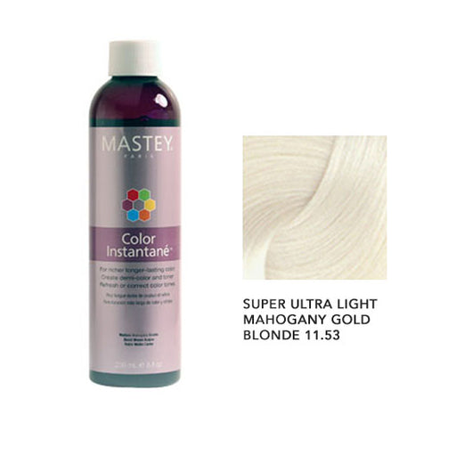 Mastey Color Instantane Super Ultra Light Mahogany Gold Blonde 11.53