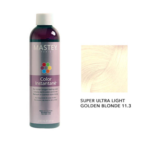 Mastey Color Instantane Super Ultra Light Golden Blonde 11.3
