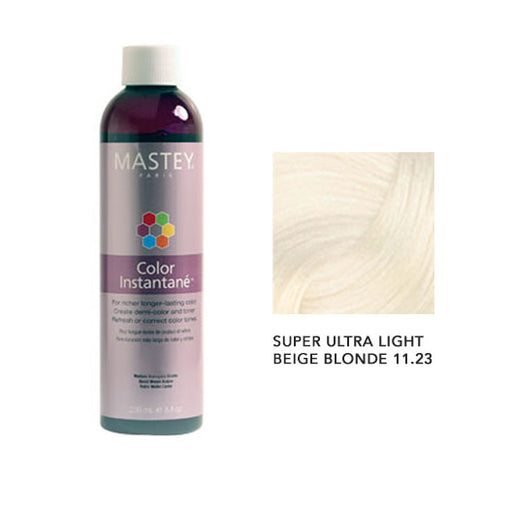 Mastey Color Instantane Super Ultra Light Beige Blonde 11.23