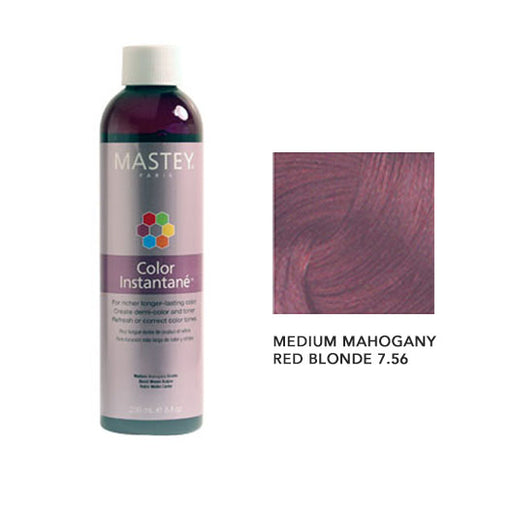 Mastey Color Instantane Medium Mahogany Red Blonde 7.56