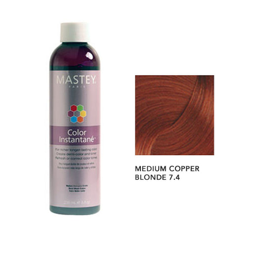 Mastey Color Instantane Medium Copper Blonde 7.4