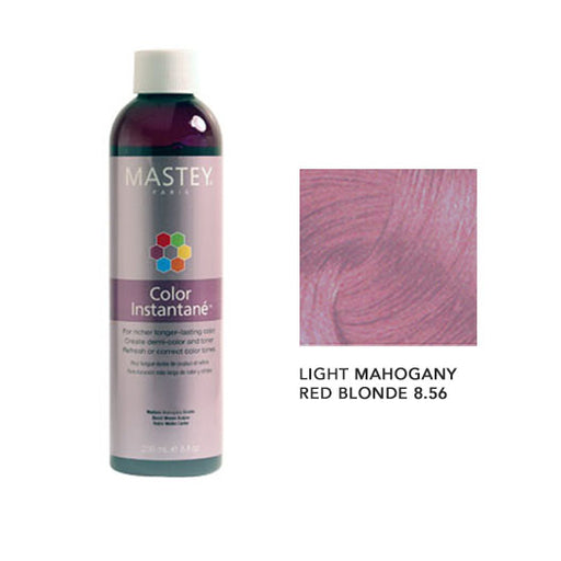 Mastey Color Instantane Light Mahogany Red Blonde 8.56