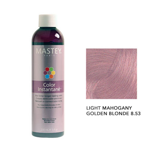 Mastey Color Instantane Light Mahogany Golden Blonde 8.53