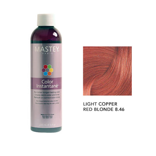 Mastey Color Instantane Light Copper Red Blonde 8.46