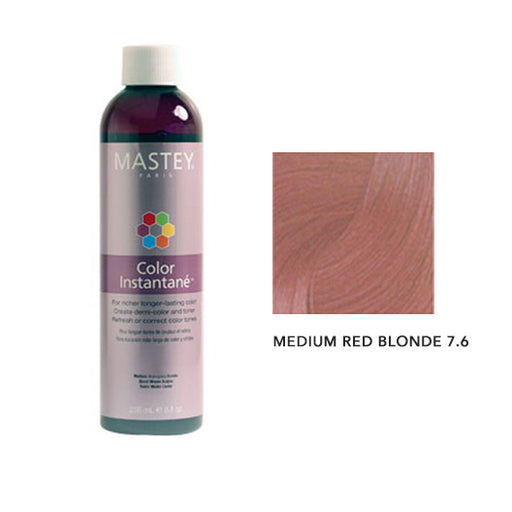 Mastey Color Instantante Medium Red Blonde 7.6