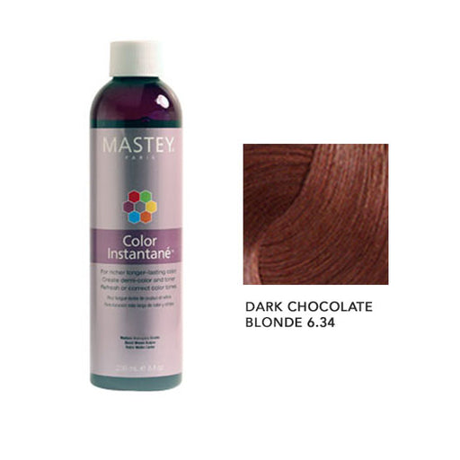 Mastey Color Instantane Dark Chocolate Blonde 6.34