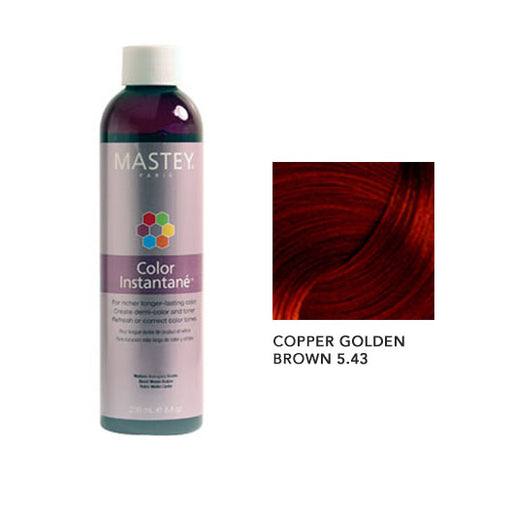 Mastey Color Instantane Copper Golden Brown 5.43