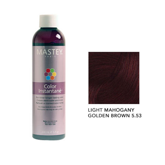 Mastey Color Instantane  Light Mahogany Golden Brown 5.53