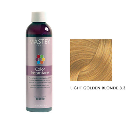 Mastey Color Instantante Light Golden Blonde 8.3