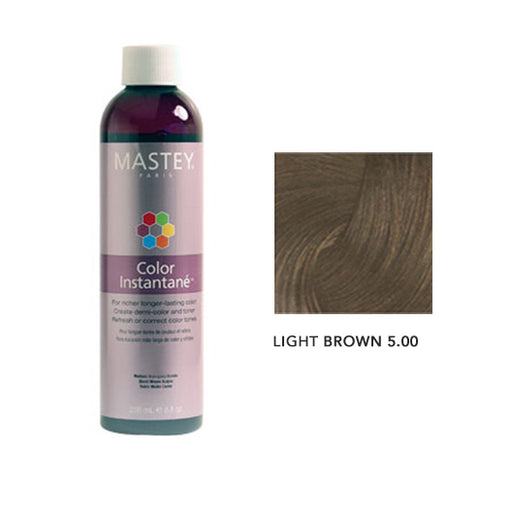 Mastey Color Instantante Light Brown 5.00