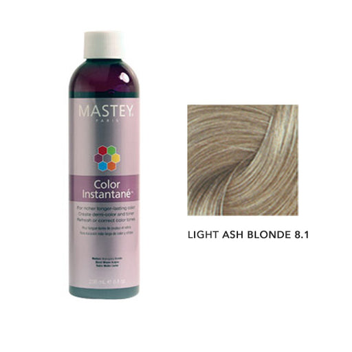 Mastey Color Instantante Light Ash Blonde 8.1