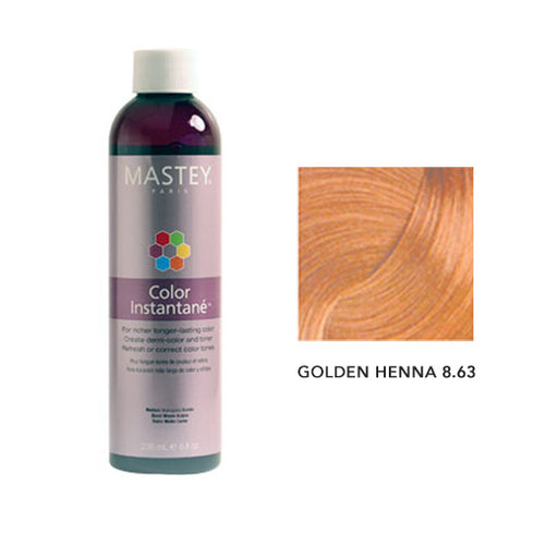 Mastey Color Instantante Golden Henna 8.63