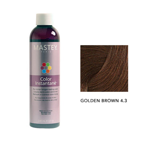 Mastey Color Instantante Golden Brown 4.3