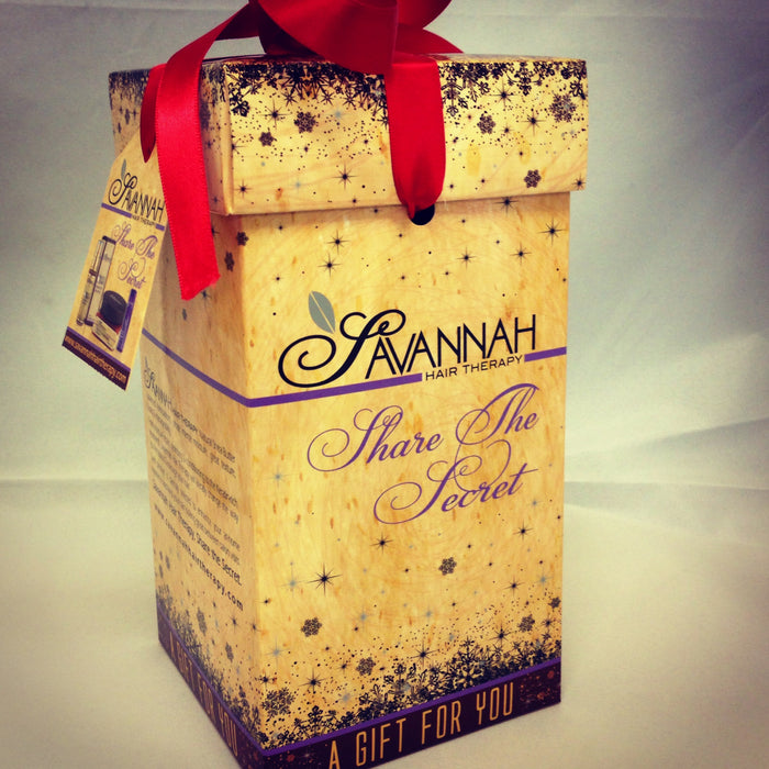 Savannah Shea Butter Treatment Gift Box