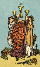 Smith-Waite Tarot Deck, Borderless Ed.