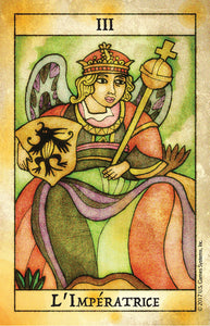 Tarot de Maria Celia, in tin