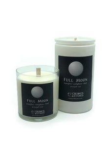 Full Moon Candle, 8 oz. and 16 oz.