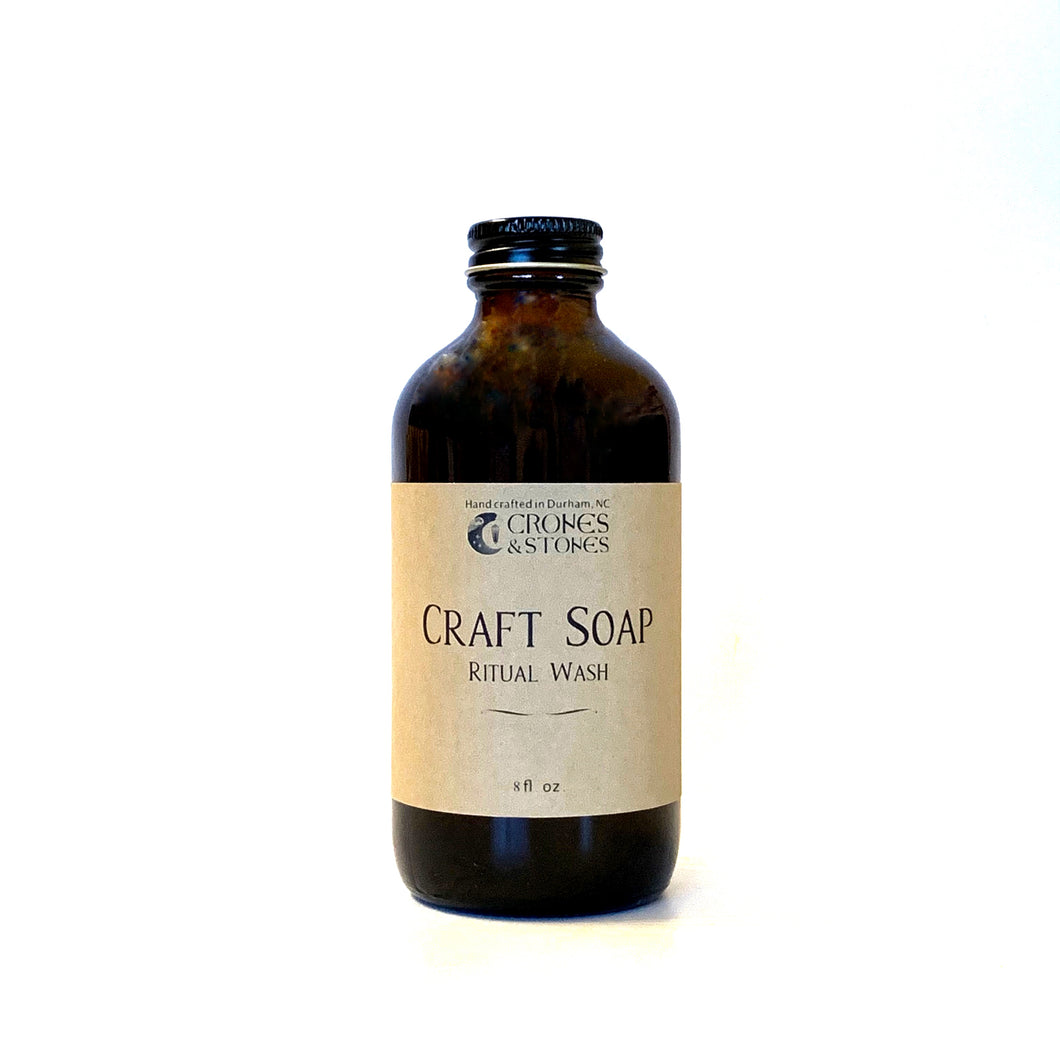 Craft Soap Ritual Wash