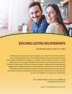 Building Lasting Relationships
