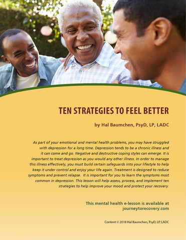 Ten Strategies to Feel Better