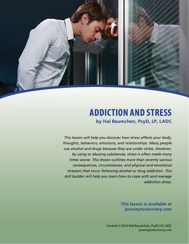 Addiction and Stress
