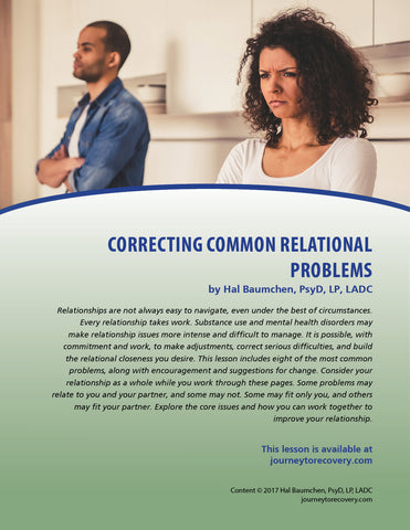 Correcting Common Relational Problems