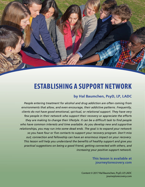 Establishing a Support Network