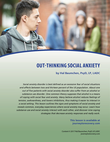 Out-Thinking Social Anxiety