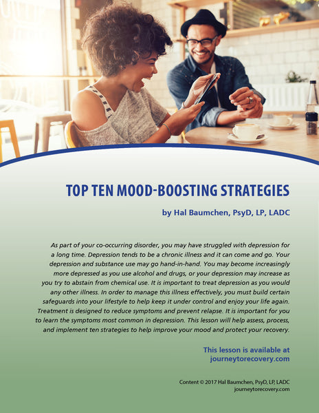Top Ten Mood-Boosting Strategies
