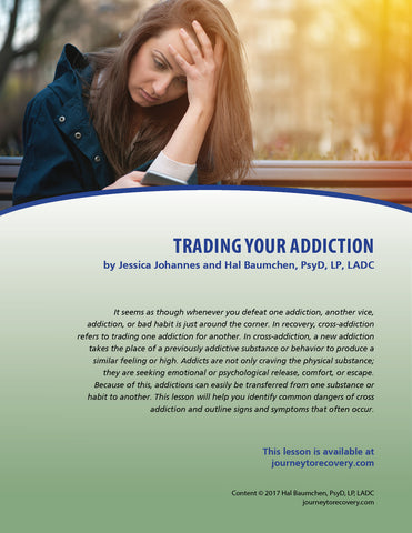 Trading Your Addiction