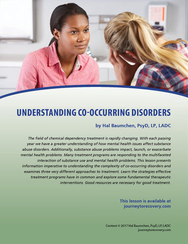 Understanding Co-Occurring Disorders