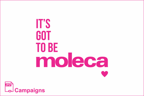 Moleca Advertising Campaigns 2018