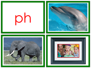 Montessori Moveable Alphabet Green Photos - Montessori Print Shop