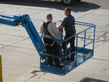 Course 3 - Practical Evaluation on Boom Lifts (Group B MEWP) - Course 1 must be taken first