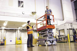 Course 2 -  Practical Evaluation on Scissor Lifts (Group A MEWP) - Course 1 must be taken first