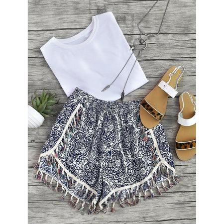 Boho Short 2 Piece Set