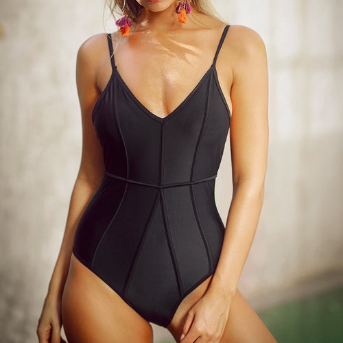 """Sienna"" Lines In All The Right Places Swimsuit"
