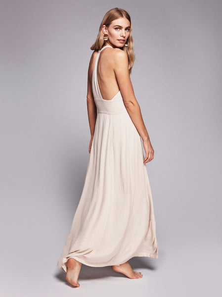 Long Halter Style Dress