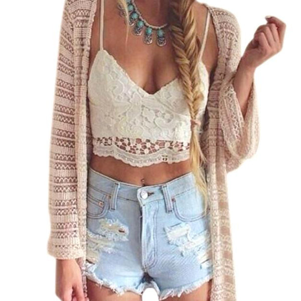 Crochet Crop Top