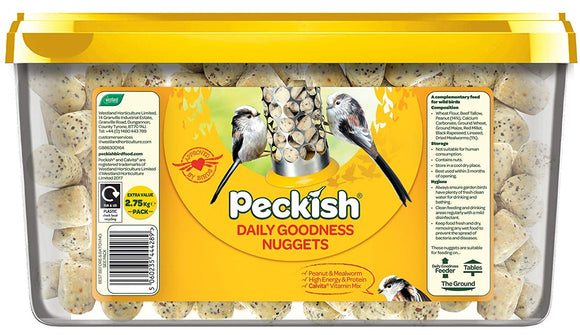 PK Daily Goodness Nuggets 2.75Kg
