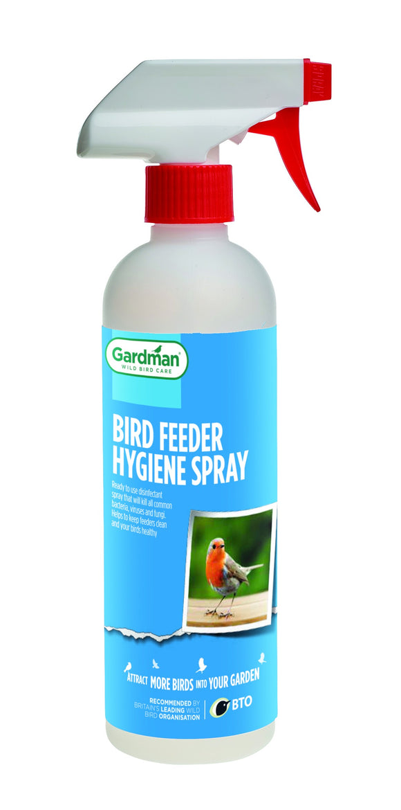 Wild Bird Feeder Hygiene Spray